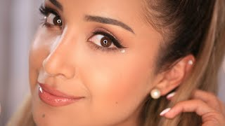 Ariana Grande 'Break Free' Inspired Makeup Tutorial