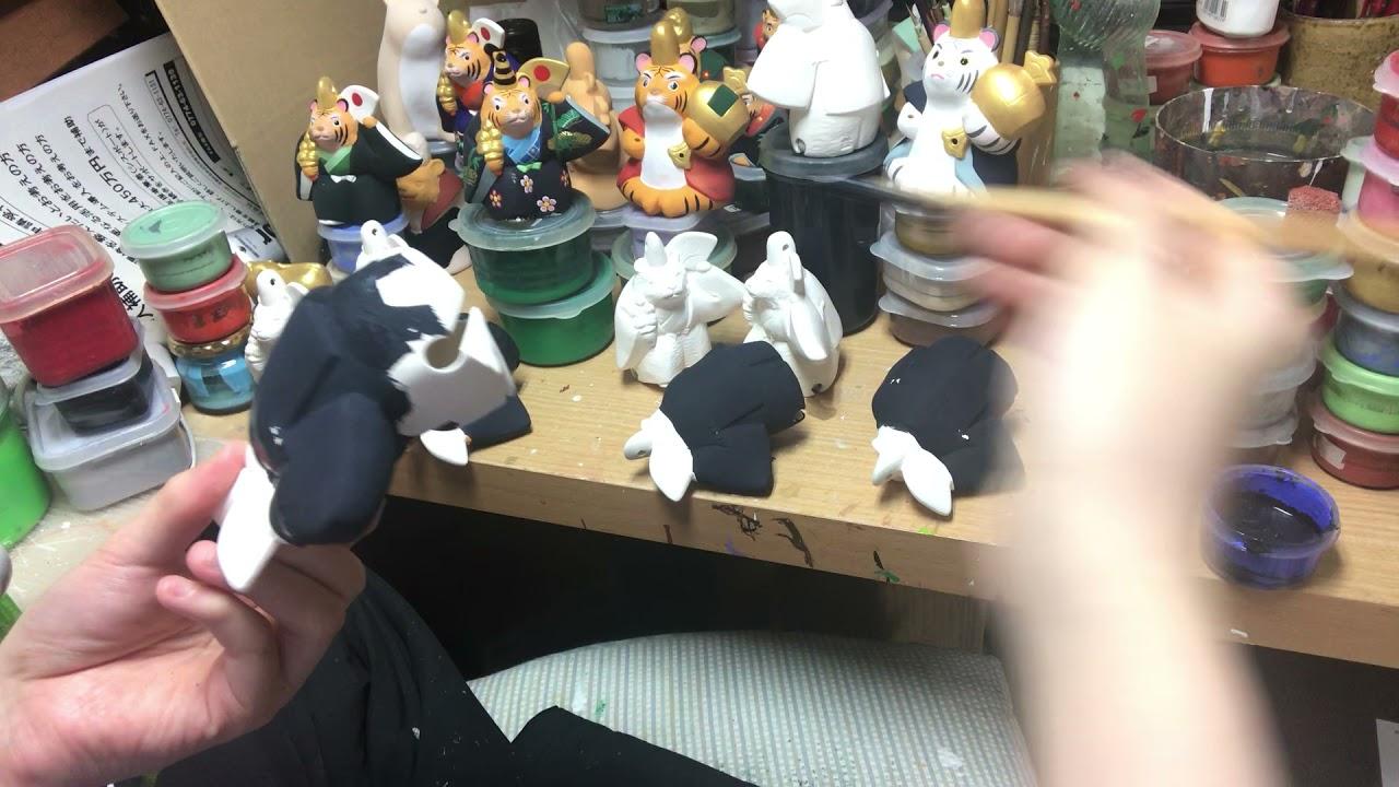 【伝統工芸】下地塗り