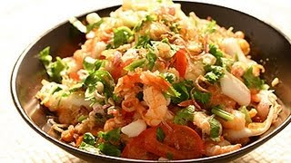 (楊桃美食網) 開胃的泰式涼拌海鮮