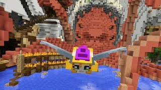 Minecraft - Can you beat my time? - Glide Mini-game - Kraken
