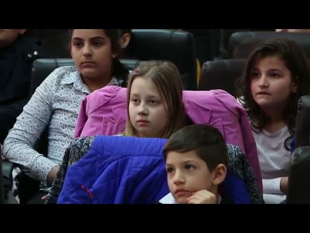 Educație medicală dentară pentru copiii din Dolj   Media10 și Dr  Ciucă