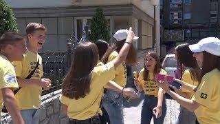 TV5 - Veliki i mali maturanti proslavili poslednji dan škole