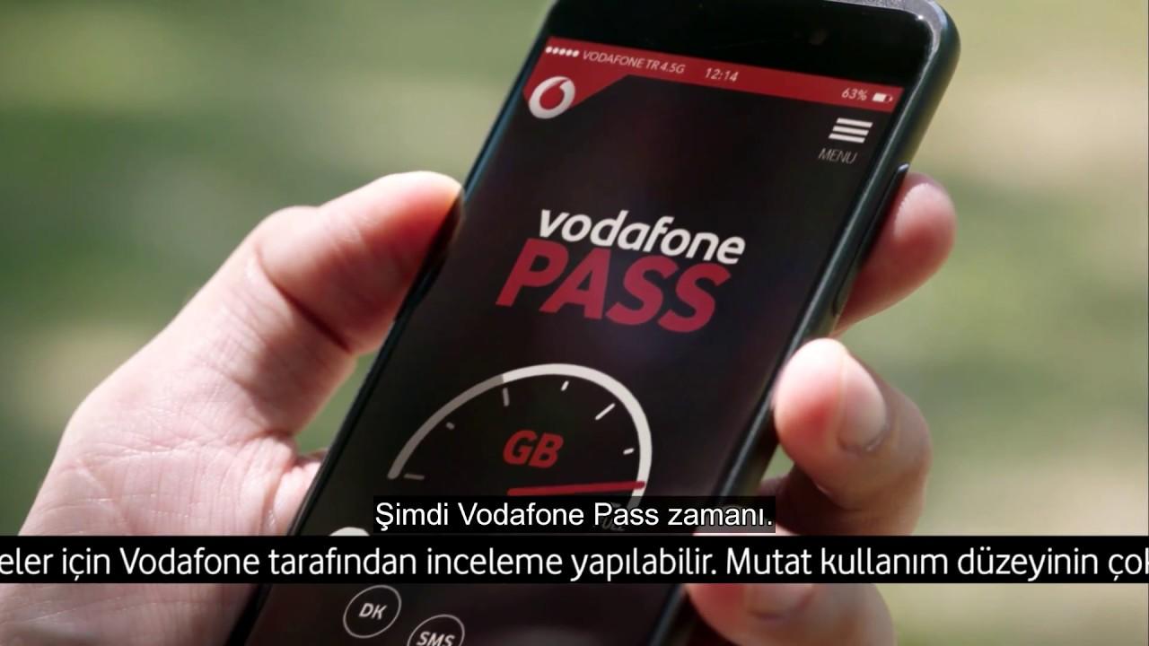 Vodafone Youtube Pass