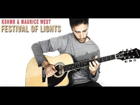 KSHMR & Maurice West - Festival Of Lights (Guitar Cover)