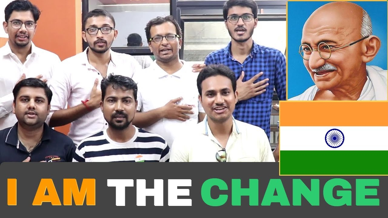 I Am The Change - Independence Day Special Video (15 August) | TSE