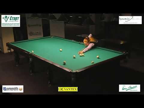 Нагула Элина - Михайлова Дарья | Финал Чемпионата России по Свободной Пирамиде 2020 (камера 2)