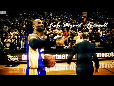 Kobe Bryant - Farewell
