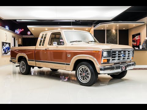 1984 Ford Pickup For Sale