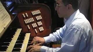 Messiaen - Dieu parmi nous (Naji Hakim, organ)