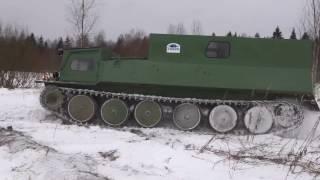 Amphibious-joy barcha avtomobil GAZ-73M () GTMU, GTSM. Va yugurish-yilda ishlab chiqarish so'ng sinov.