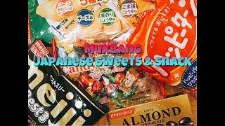 E02 - JAPAN : Mukbang/Ăn thử bánh kẹo Nhật