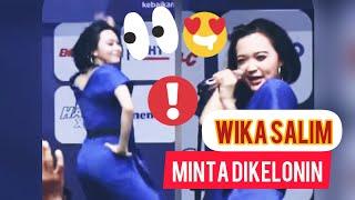 Download lagu Cendol dawetnya Wika Salim bikin senut-senut