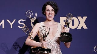 Phoebe Waller-Bridge and Fleabag sweep to success at Emmy Awards 2019