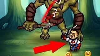 ИГРАЕМ В ИГРУ МАРМОКА - Marmok's Team Monster Crush