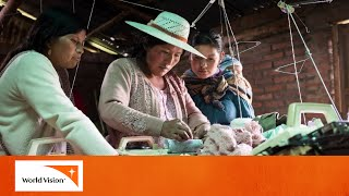 Career Training for Women | World Vision