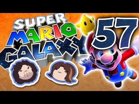 Super Mario Galaxy: Busting Balls - PART 57 - Game Grumps