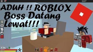 Chefe vem escritório PON!!! | URBIS | Roblox Malásia