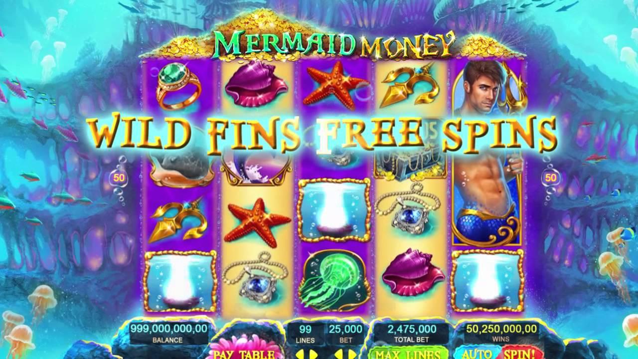 Mermaids Tale Slot Machine - Play Online for Free Money