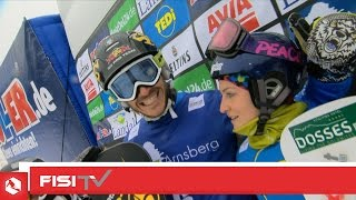 Ochner/March: che coppia a Winterberg