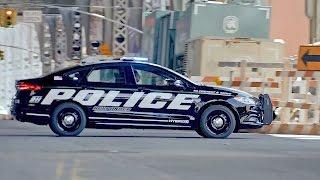 Ford Marka İlk Hibrid Polis Aracı Tanıtıldı