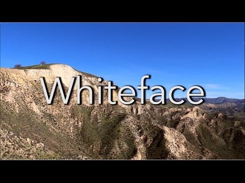 Whiteface Hike, Simi Valley, California