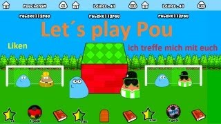 Let´s play Pou #2 - Andorid/Apple iOS App Review App Review [Deutsch/HD]