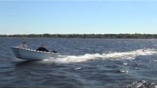 Rough Water Ride in the Livingston 12T
