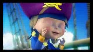 Bebe Lilly - Piraci