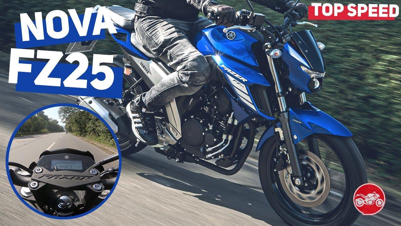NOVA FZ25 2022 IMPRESSÕES DIRETO DA MOTO (Fazer 250 Lançamento Yamaha)