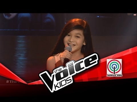 """The Voice Kids Philippines Blind Audition  """"Maybe"""" by Camille"""