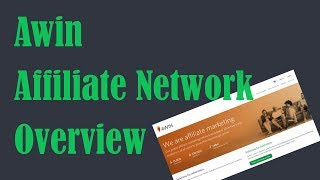 Awin Affiliate Network Overview