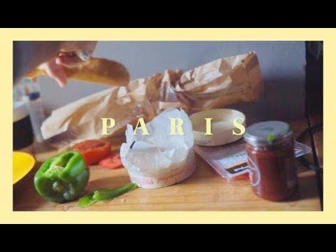 Breakfast in Paris.