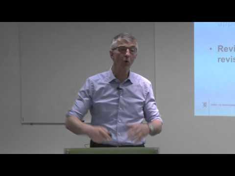 Joakim Lystad: Internrevisjon i NAV og Mattilsynet