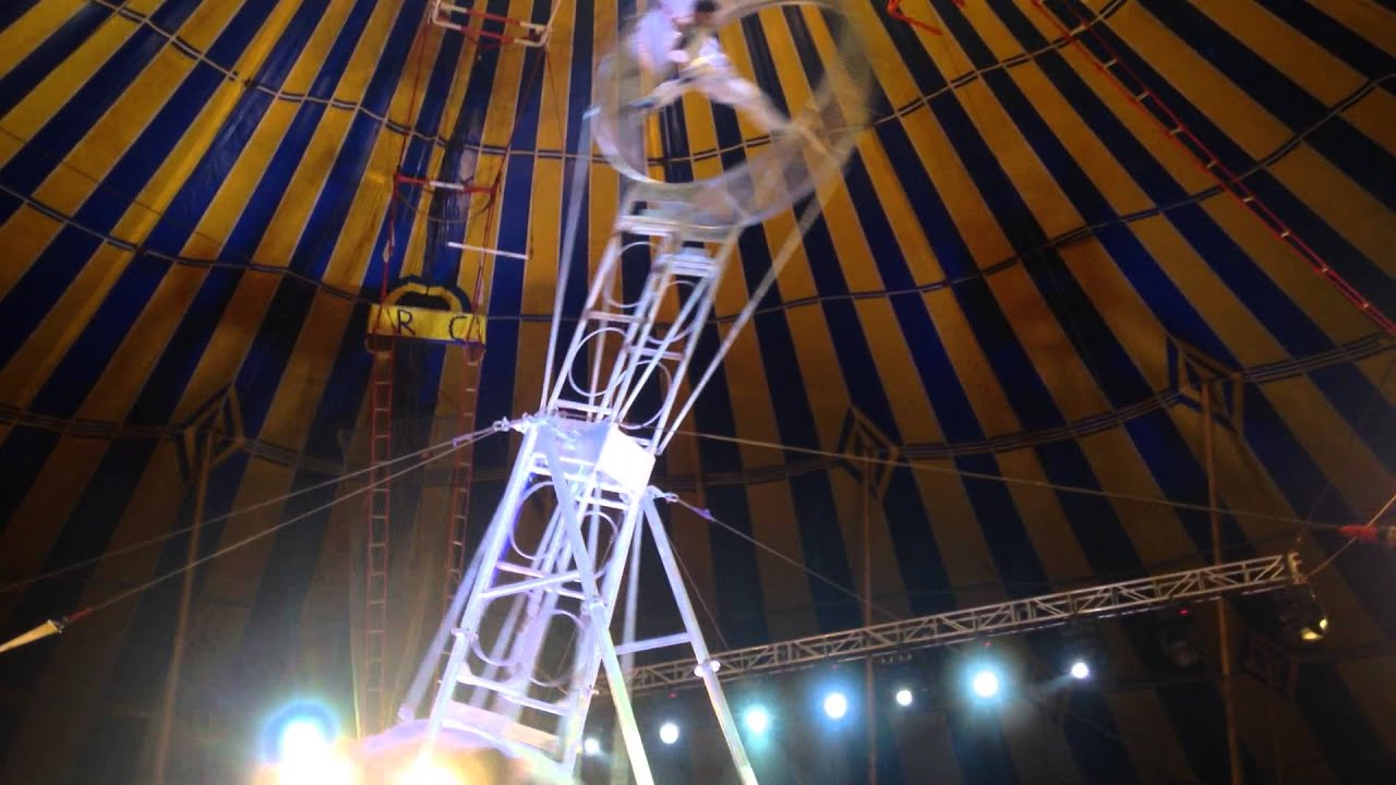 One of the World's most dangerous and daredevil Acts ever ...