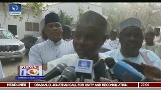 2019 Election: Katsina Senior Citizens Support President Buhari's Re-election