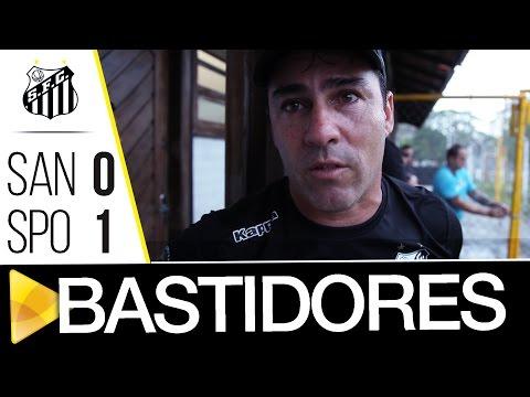Sub-15 | Santos 0 x 1 São Paulo | BASTIDORES | Paulistão (12/11/16)
