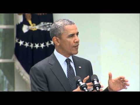 Obama Says US Finishing Afghan Job