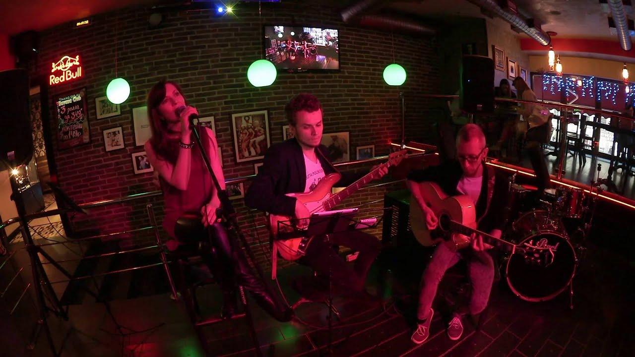 CoverZa trio live 2015, живая музыка спб, акустическое трио