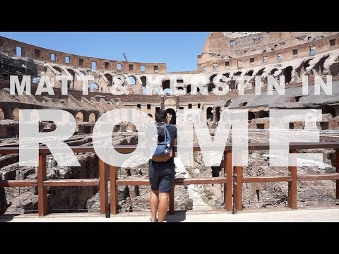 What to do and where to eat in ROME, Italy TRAVEL VLOG: THE COLOSSEUM, VATICAN CITY & TREVI FOUNTAIN
