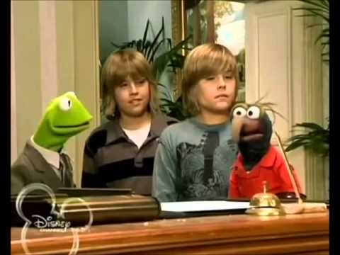 Suite Life of Zack and Cody with The Muppets