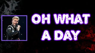 Gary Barlow - Oh What a Day (Lyrics)