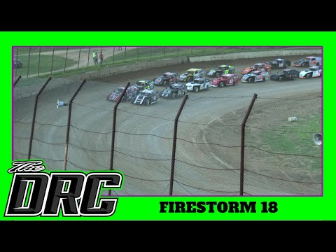 Brushcreek Motorsports Complex | 7/3/18 | Firestorm 18 | Open Wheel Modifieds