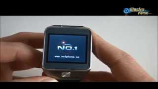 No1 G2 Review: Beschreíbung Test Smartwatch No 1 G2