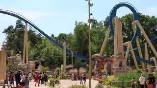 Убийственная горка в парке Астерикс (Париж)(, 2014-07-15T07:58:05.000Z)