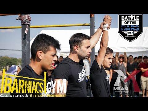 Battle Of The Bars Guadalajara 2017 - Misael Street Workout