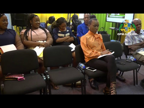 Nov. 27 Press Briefing: Update from Dominica Air & Sea Ports Authority