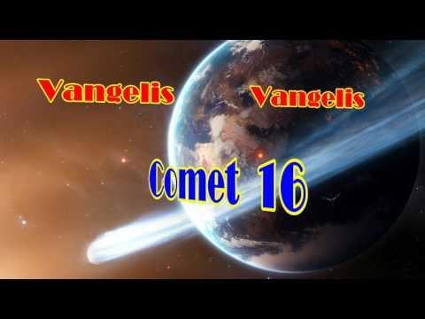 VANGELIS - COMET 16 (1986) The Music Of COSMOS