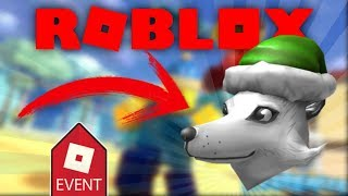 Event How to get Arctic Fox | Icebreaker! -ROBLOX