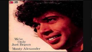 The Monty Alexander Trio - Monticello 1972