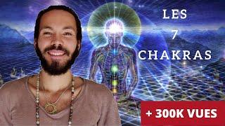 Les 7 chakras (explication)